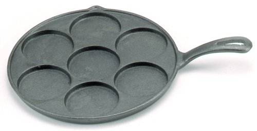 Norpro 3117 Cast Iron Plett