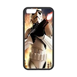 iPhone6 Plus 5.5 inch phone cases Black Star Wars Phone cover DSW1918146