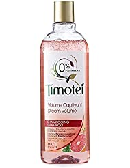 Timotei Shampoo & Conditioner Dream Volume Cheveux Fine et Sans Volume Fine 400Ml/13.5fl.oz (hampoo & Conditioner Dream Volume Cheveux Fine et Sans Volume Fine & Delicate Hair, 2X400Ml/13.5fl.oz)