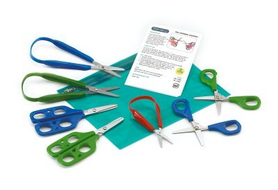 American Educational Products P-107 Essential Scissor Kit AMED4795