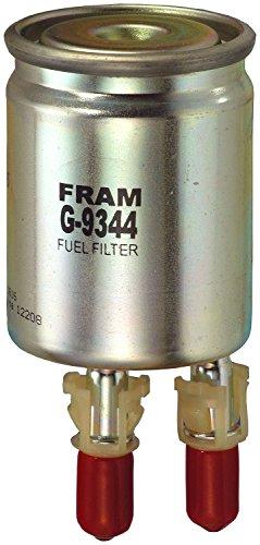 fuel filter 2002 trailblazer - 4