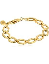 Classics Women's Gold-Tone Chain Flex Bracelet, 0