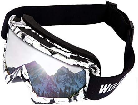 スキーゴーグル、サイクリングメガネ、オートバイのフロントガラス、乗馬ゴーグル