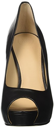 Open Noir Toe à Plateforme Guess Femme Black Escarpins Black Noir Dress Footwear qwfWgzE
