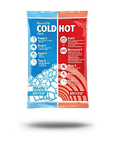 Mueller Sport Care Cold-Hot Pack Reusable - Each, Pack of - Mueller Ice Bag