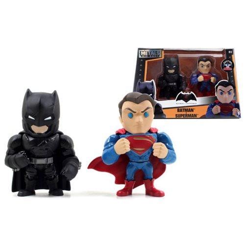Batman v Superman 4-Inch Alternate Die-Cast Figure 2-Pack JADA M10