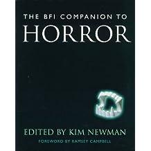 The Bfi Companion to Horror