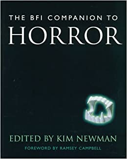 the bfi companion to horror cassell film studies