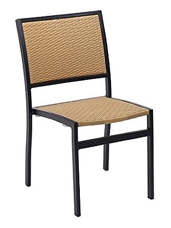 Cool Amazon Com Florida Seating St Augustine Side Chair Inzonedesignstudio Interior Chair Design Inzonedesignstudiocom