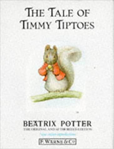 The Tale Of Timmy Tiptoes Peter Rabbit Beatrix Potter