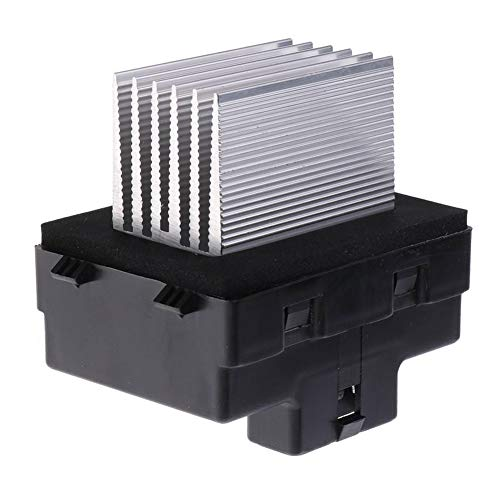 Replace Blower Resistor - HVAC Fan Blower Motor Resistor, Replaces 8E5Z19E624A, JA1712, YH-1825, YH1825, 4P1589 for 2010 2011 2012 Ford Fusion, 2010 2011 2012 Lincoln MKZ, 2006 2010 2011 Mercury Milan