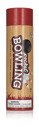 NPW Pocket Mini Bowling Game Set -