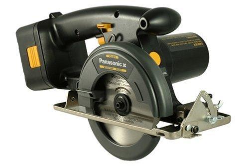 Panasonic EY3531NQWKW 15.6-Volt NiMH 5-3/8-Inch Cordless Wood Circular Saw