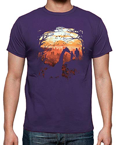 Uomo Viola Of Last Us shirt Tostadora The T f0wBPqqY