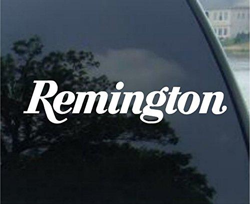 (Crawford Graphix Remington Firearms Car Window Vinyl Decal Sticker (7