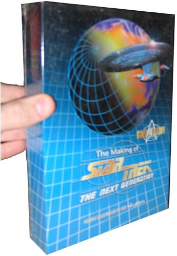 (The Making of Star Trek: The Next Generation Gold Edition Trading Card Unopened Set (1994 Skybox))
