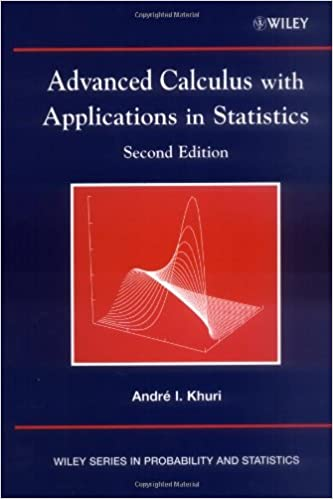 Advanced calculus with applications in statistics andr i khuri advanced calculus with applications in statistics 2nd edition fandeluxe Choice Image