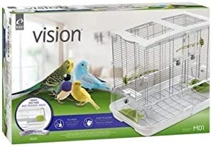 Vision Bird Cage Starter Kit, Medium