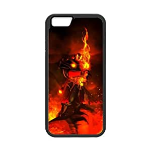 Dota2 EMBER SPIRIT iPhone 6 4.7 Inch Cell Phone Case Black 82You388518