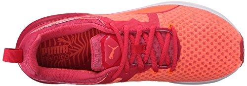 Puma Pulse XT Core Wns de mujer de rojo 9,5 Fluorescent Peach/Rose Red