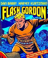 Flash Gordon Dan Barry City product image