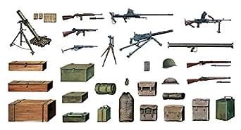 Italeri Models Military Accessories Kit