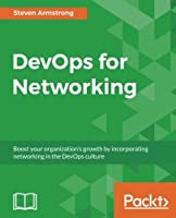 DevOps for Networking Front Cover