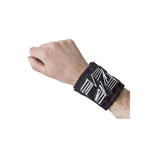 Magnetisches Armband/Armbandhalterung für Schrauben und Nägel etc.