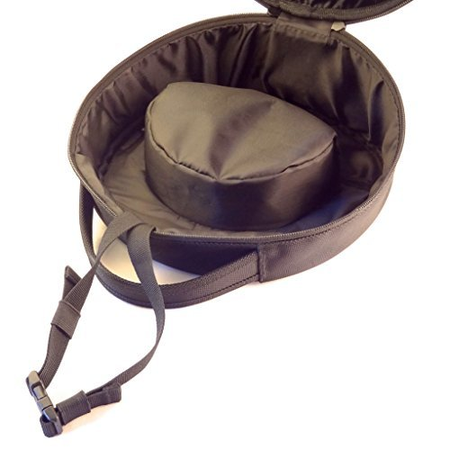 JetPaks.net HatPak Uniform Hat and Cap Travel Carrying Case ... 0fe4ad49c06