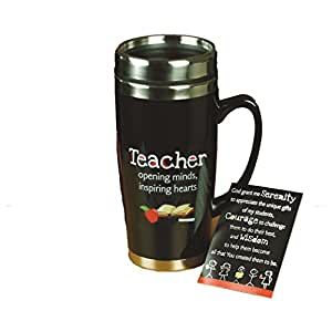 Teacher Travel Mug W/Card