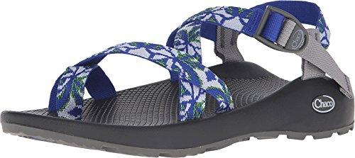 - Men's Chaco Z/2 Classic Sandals, Blue Petal, 14 D