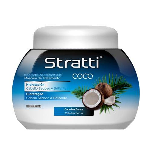 Stratti Coco - Mascarilla Hidratación con Keratina - 1,1 kg: Amazon.es: Belleza