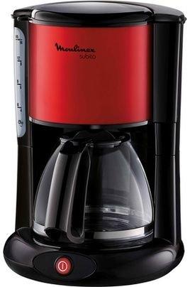 Cafetera Moulinex fg360e11 Subito rojo mate: Amazon.es: Electrónica