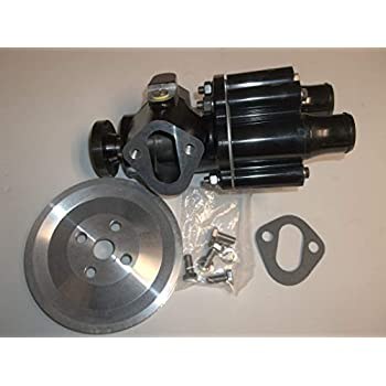 Image of Belt Driven Raw Sea Water Pump For Mercruiser Bravo 7.4 8.2 454 502 46-807151A8 with impeller Boat Engine Parts
