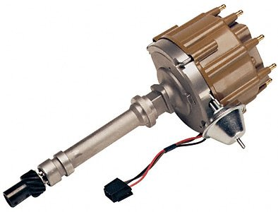 Proform 66940 Chevy V8 HEI, Hi-Performance Distributor, Tan