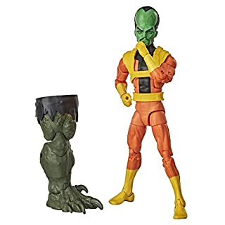 Hasbro Marvel Legends Series Gamerverse 6-inch Collectible Marvel's Leader Action Figure Toy, Ages 4 and Up