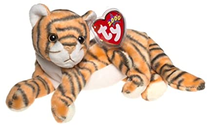 Image Unavailable. Image not available for. Color  TY India the Tiger  Beanie Baby ... 2ba07c2b32df