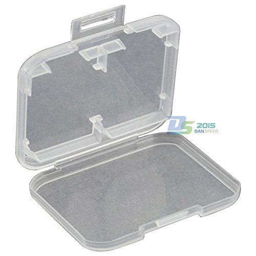 FidgetFidget Memory Card Holder Hard Plastic Box Storage Case Protector Wholesale Lot 10x 2SD from FidgetFidget
