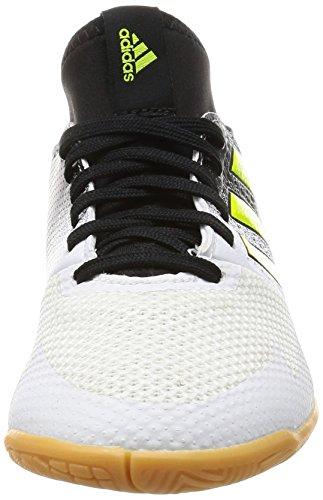 separation shoes 8c44a b83c1 adidas Ace Tango 17.3 In J, Zapatillas de Fútbol Sala Unisex Niños Blanco  (Ftwbla ...