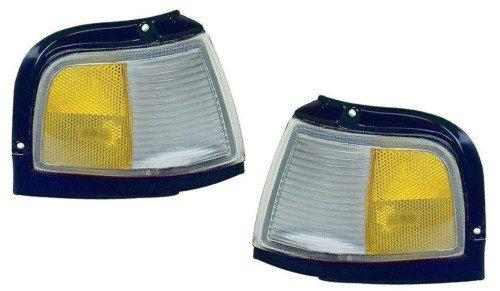 Oldsmobile Cutlass Ciera Replacement Corner Light Unit - 1-Pair