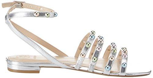 Indovina Scarpe Da Donna Sandalo Con Cinturino Sandali Argento (argento)
