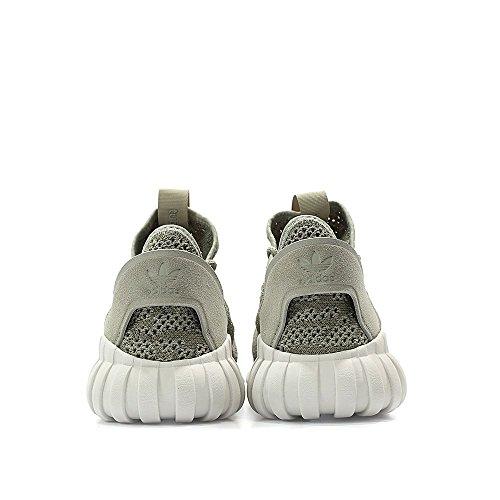 adidas Männer Tubular Doom Socke PK Originals Laufschuh Sesam / Sesam-weiß