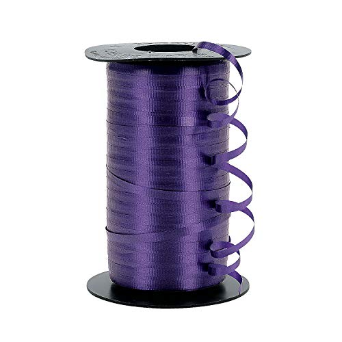 (Purple Curling Ribbon for Party - Party Supplies - Wrappings - Bows & Ribbons & Ties - Party - 1 Piece)