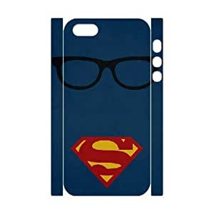 3D Clark Kent vs. Superman For SamSung Galaxy S3 Phone Case Cover For Teen Girls Protective Cute Design Yearinspace - White