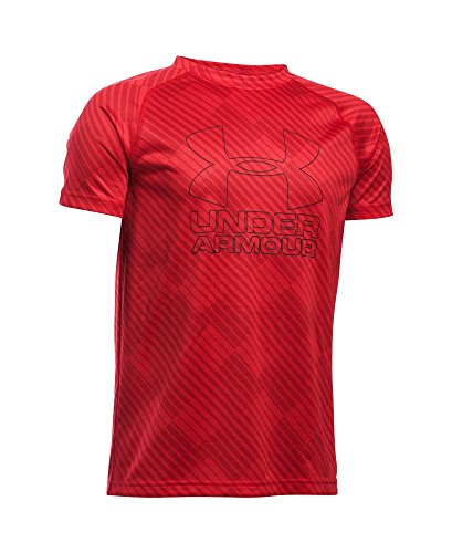 Under Armour Boys Big Logo Printed T-Shirt