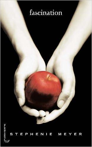 """Résultat de recherche d'images pour """"twilight fascination livre"""""""