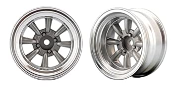 RS WATANABE rueda 8 RADIOS 12mm offset (llanta de profundidad 2 pcs) TW-
