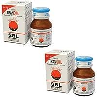 SBL 2 X homeopatía Tablets Tranquil