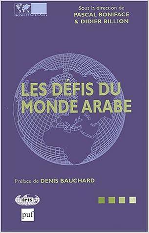 Livre Les défis du monde arabe pdf ebook