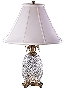 Waterford Crystal 25 Inch Hospitality Lamp Table Lamps Amazon Com